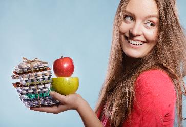 Vitaminai ir mineralai moterims