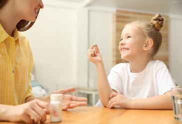 Vitaminai ir mineralai vaikams